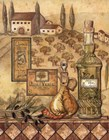 Flavors Of Tuscany I - Mini by Charlene Audrey art print