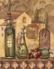 Flavors Of Tuscany III - Mini by Charlene Audrey art print