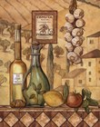 Flavors Of Tuscany IV - Mini by Charlene Audrey art print